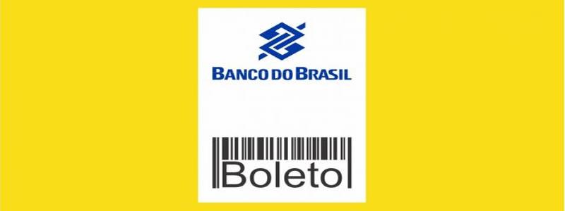 Segunda Via de Boleto do Banco do Brasil